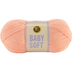 lion brand yarn babysoft creamsicle special