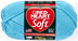 heart soft yarn turquoise purpose ultra