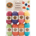 lion brand yarn bonbons brights indulge