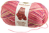 lion brand yarn sock-ease cotton candy