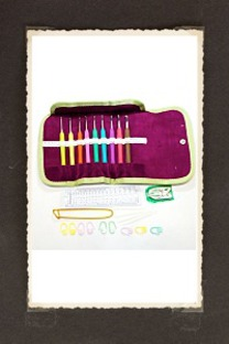 Crochet Hooks Soft Handle Kit In Gorgeous