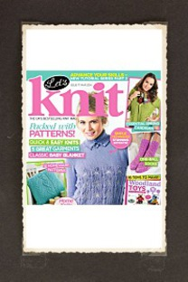 Specials Lets Knit Magazine Specialising