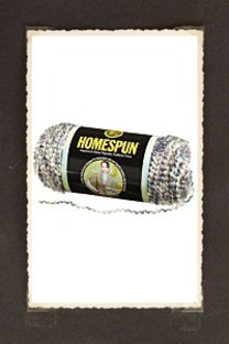 Lion Brand Yarn 790315 Homespun Yarn