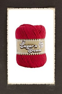 Sugarn Cream Yarn Solids Super Sizered