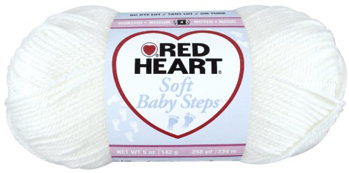 Red Heart E746 9600 Soft Baby Steps