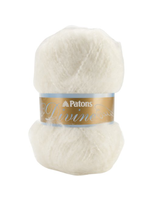 Patons Divine Yarnicicle White